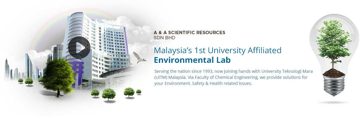 A & A Scientific Resources Sdn Bhd - Environmental Lab