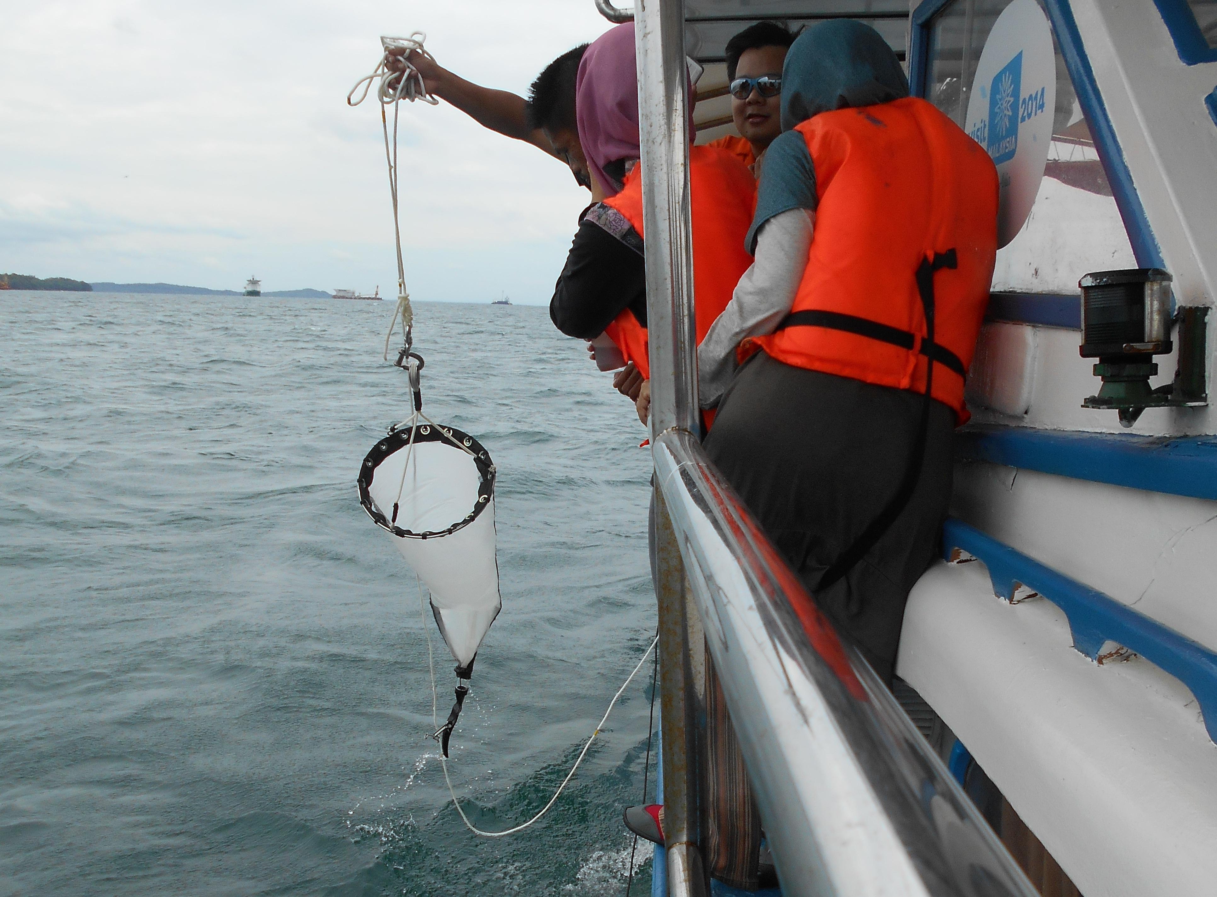 Marine Sampling