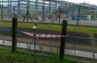 Boundary Noise Monitoring At Plant