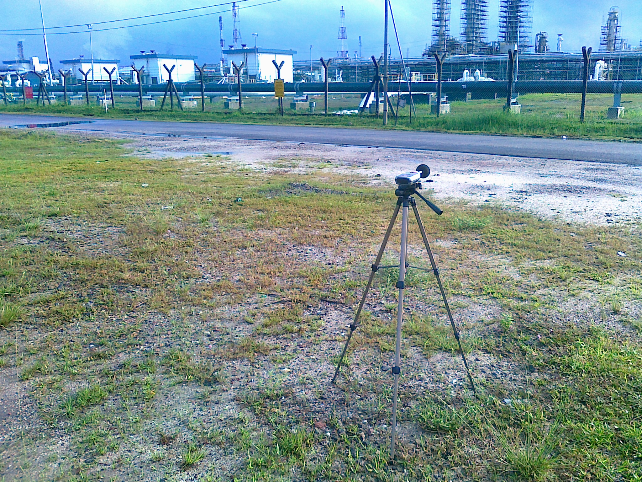 Boundary Noise Monitoring